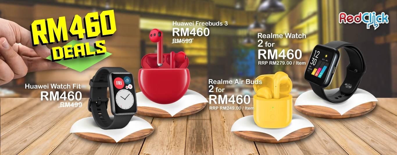 RM460 Deals
