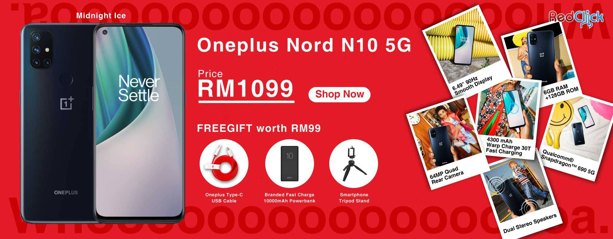 OnePlus Nord N105G