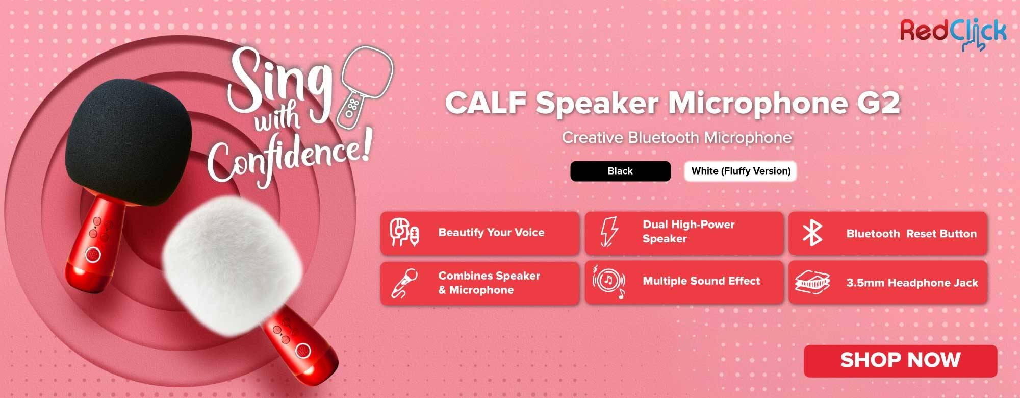 CALF Speaker Microphones G2