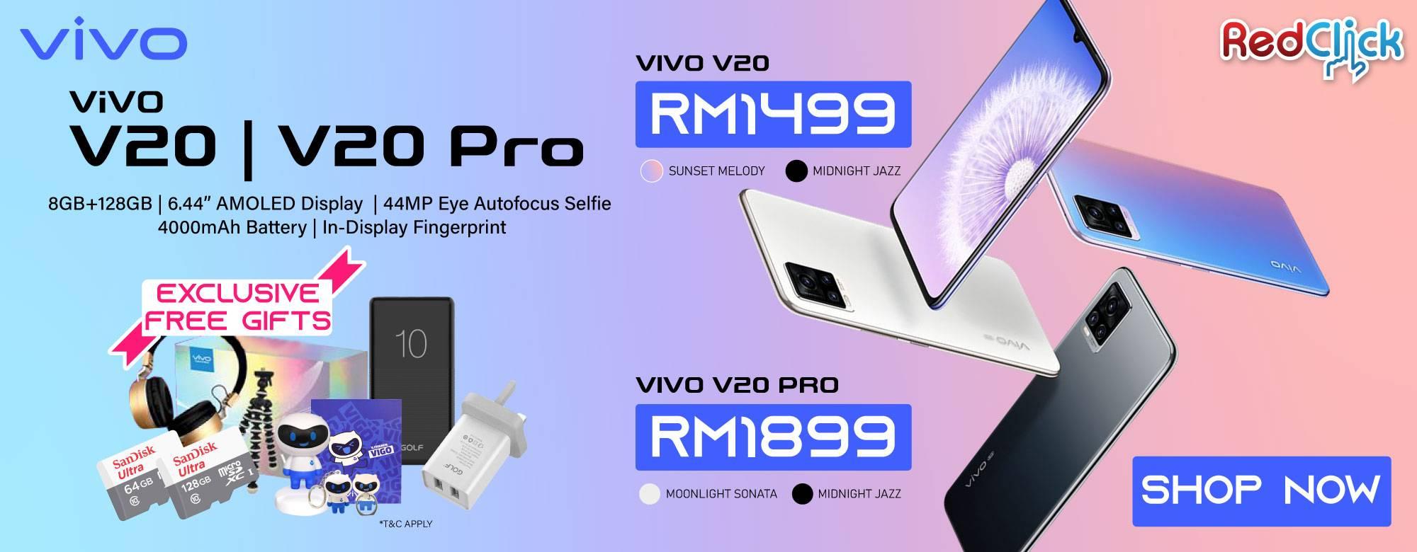 VIVO V20 / V20 Pro