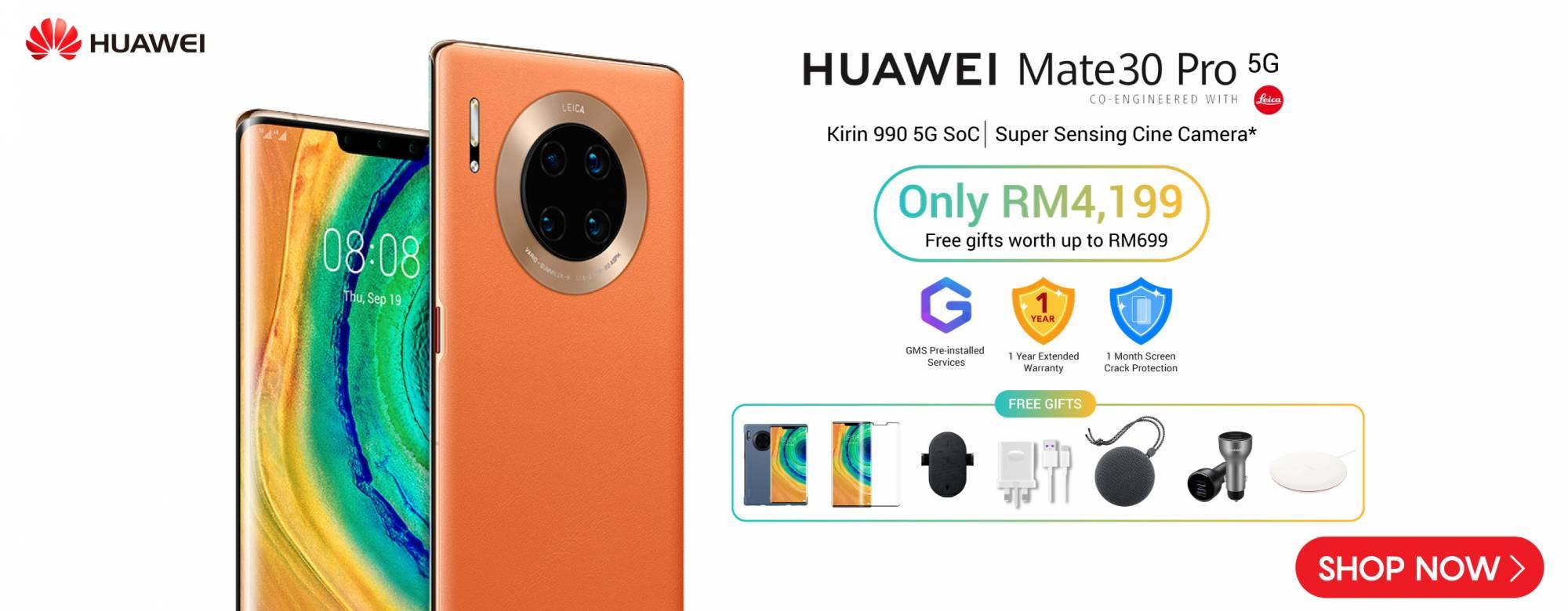 Mate 30 Pro 5G