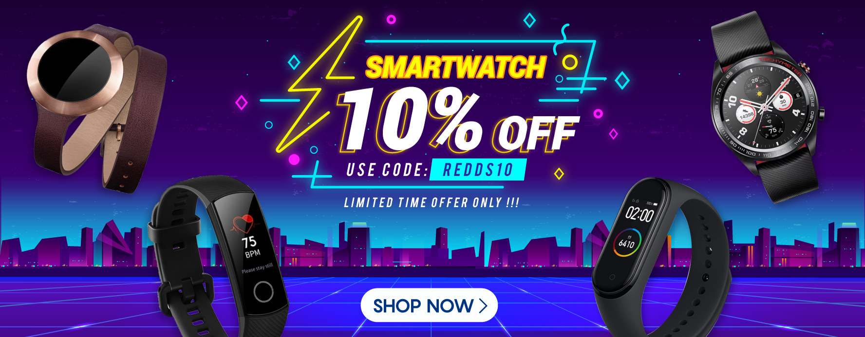 Smart Watch Offer