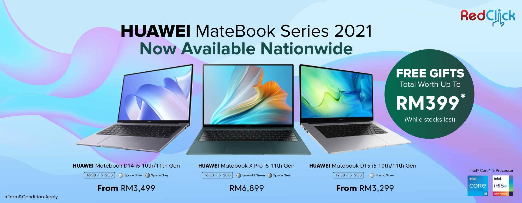 Huawei Matebook Series