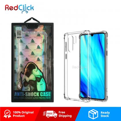 Atouchbo Huawei P30 / P30 Pro Anti Shock Transparent Back Case