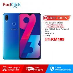 VIVO Y93 (3GB/32GB) Original VIVO Malaysia Set + 4 Free Gift Worth RM109