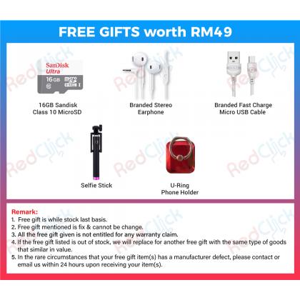 Huawei Y5 2019 /AMN-LX2 (2GB+32GB) Original Huawei Malaysia Set + 5 Free Gift Worth RM49