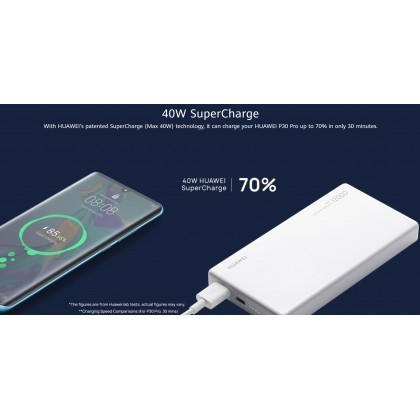 Huawei Original Super Charge PowerBank 40W 12000 mAh /CP12S
