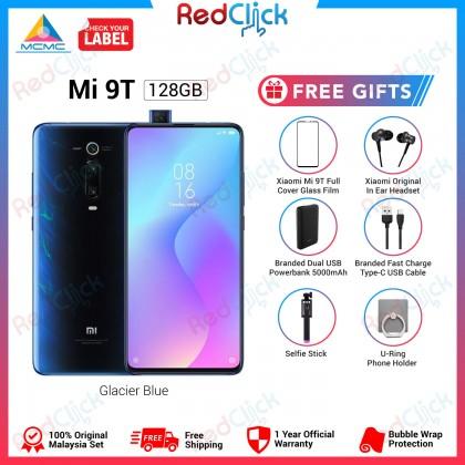 Xiaomi Mi 9T (6GB/128GB) Original Xiaomi Malaysia Set + 6 Free Gift Worth RM149