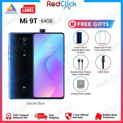 Xiaomi Mi 9T (6GB/64GB) Original Xiaomi Malaysia Set + 5 Free Gift Worth RM79