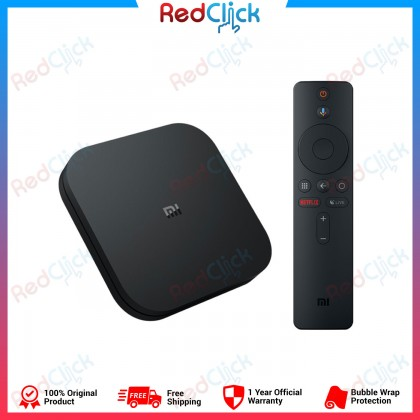 Xiaomi Mi Box S 4K Ultra HD+HDR Android TV Google Assistant Build In Quad-core CPU Free HDMI Cable Global Version