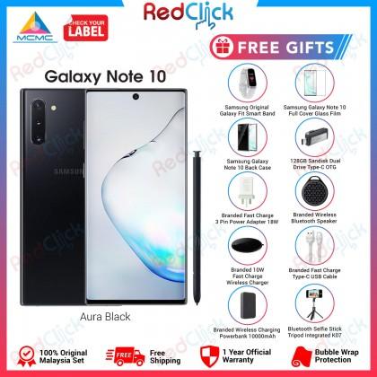 Samsung Galaxy Note 10 (8GB/256GB) Original Samsung Malaysia Set + 10 Free Gift RM 899