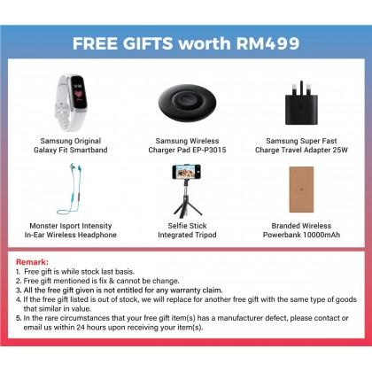 Samsung Galaxy Note 10 Plus (12GB/256GB/512GB) Original Samsung Malaysia Set + 6 Free Gift Worth RM499