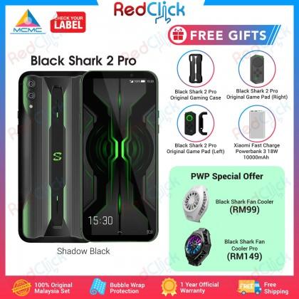 Xiaomi Black Shark 2 Pro (8GB/128GB) Original Xiaomi Malaysia Set + 4 Free Gift