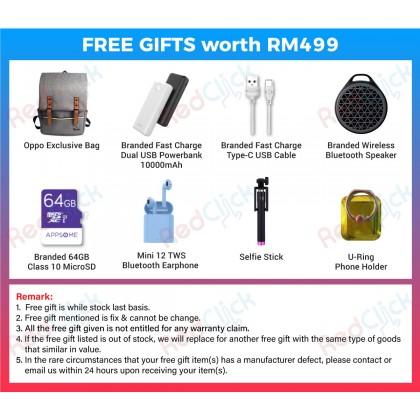 OPPO A9 2020 (8GB/128GB) Original OPPO Malaysia Set + 8 Free Gift Worth RM499