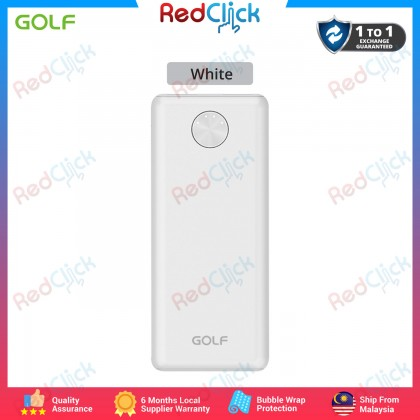 Golf Original G78 5000mAh Smart Mini Fast Charge Powerbank