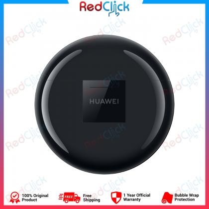 Huawei Original Wireless Bluetooth Intelligent Sound FreeBuds 3 + Free Gift