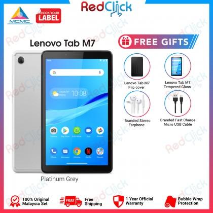 Lenovo Tab M7 /tb-7305x (2GB/32GB) Original Lenovo Malaysia Set + 4 Free Gift Worth RM 109