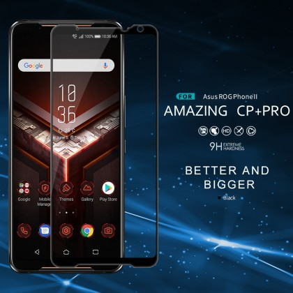 Nillkin Asus ROG Phone 2 CP+ Pro 9H Full Coverage Screen Tempered Glass -  Anti-Explosion
