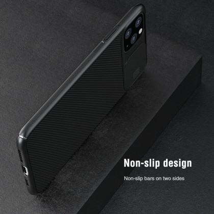 Nillkin Apple iPhone 11 / 11 Pro / 11 Pro Max CamShield Slide Cover for Camera Protection Back Case