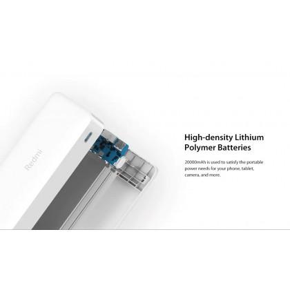 Xiaomi IOT Original Redmi Powerbank 20000 mAh 18W Fast Charge