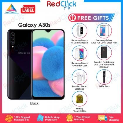 Samsung Galaxy A30s (4GB/128GB) Original Samsung Malaysia Set + 7 Free Gift Worth RM199