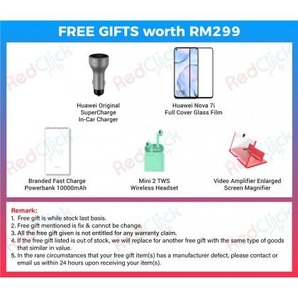 Huawei Nova 7i (8GB/128GB) Original Huawei Malaysia Set + 5 Free Gift Worth RM299