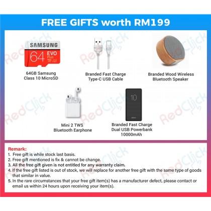 """Samsung Galaxy Tab A 8.0"""" /P205 (3GB/32GB) Original Samsung Malaysia Set + 5 Free Gift Worth RM199"""