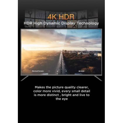 LongTV (1GB/8GB) 4K HDR Smart Android TV Box Malaysia MCMC Version + Free Gift