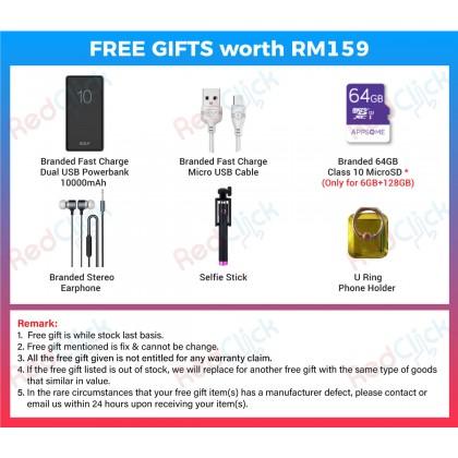OPPO A31 /cph2015 (4GB/64GB)(4GB/128GB)(6GB/128GB) Original OPPO Malaysia Set + 6 Free Gift Worth RM 159