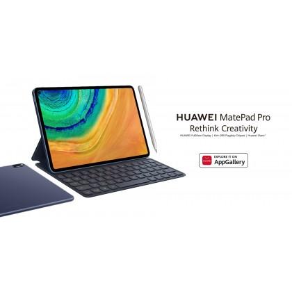 Huawei Matepad Pro (8GB/256GB) Original Huawei Malaysia Set + 4 Free Gift Worth RM509