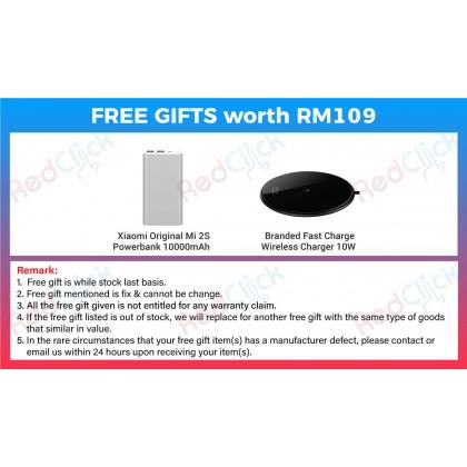 Xiaomi Mi 10 5G (8GB/128GB/256GB) Original Xiaomi Malaysia Set + 2 Free Gift Worth RM109