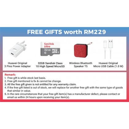"Huawei Matepad T 8"" /KOB2-L09 (2GB/32GB) Original Huawei Malaysia Warranty + 4 Free Gift Worth RM229"
