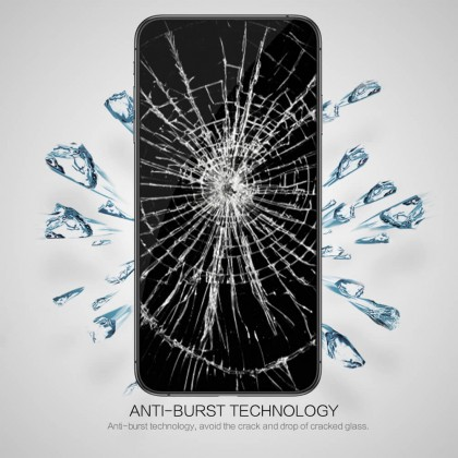Nillkin Apple iPhone SE 2020 /iPhone 7/8 CP+ Pro 9H Full Coverage Screen Tempered Glass -  Anti-Explosion