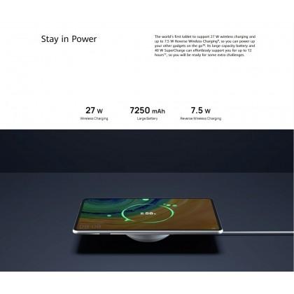 Huawei Matepad Pro 5G (8GB/256GB) Original Huawei Malaysia Set + 4 Free Gift Worth RM509
