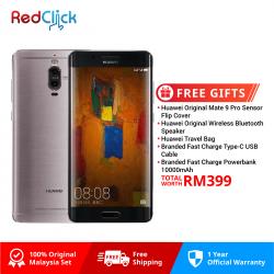 Huawei Mate 9 Pro / LON-L29 (6GB/128GB) Original Huawei Malaysia Set + 5 Free Gift Worth RM399