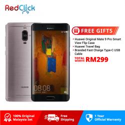 Huawei Mate 9 Pro / LON-L29 (6GB/128GB) Original Huawei Malaysia Set + 3 Free Gift Worth RM299