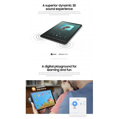 """Samsung Galaxy Tab A 10.1"""" /T510 (2GB/32GB) WiFi Only Original Samsung Malaysia Set + 3 Free Gift Worth RM299"""