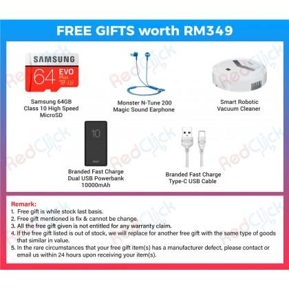 """Samsung Galaxy Tab A 10.1"""" /T515 (3GB/32GB) Original Samsung Malaysia Set + 3 Free Gift Worth RM349"""