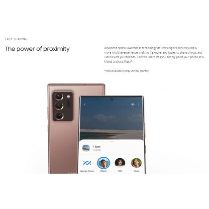 Samsung Galaxy Note 20 4G LTE /N980f (8GB/256GB) Original Samsung Malaysia Set + 4 Free Gift Worth RM399