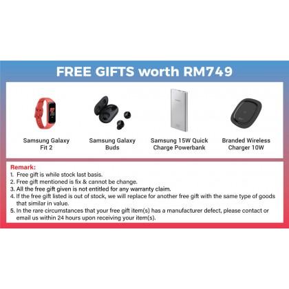 Samsung Galaxy Note 20 5G / N981b (8GB/256GB) Original Samsung Malaysia Set + 4 Free Gift Worth RM749