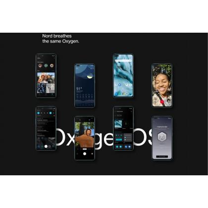 OnePlus Nord 5G (8GB/128GB) Original OnePlus Malaysia Set + 4 Free Gift Worth RM199