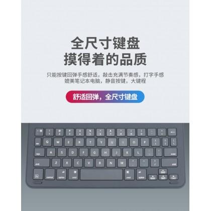 Apple iPad Pro 11 2020 Amork Smart Magnetic Bluetooth Keyboard Stand Case