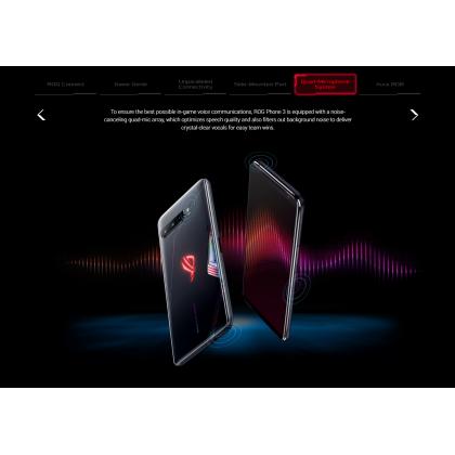 Asus ROG Phone 3 /zs661ks (8GB/256GB)(12GB/512GB)(16GB/512GB) Original Asus Malaysia Set + 4 Free Gift Worth RM199