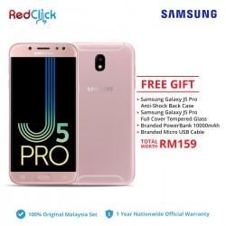 Samsung Galaxy J5 Pro / j530y (3GB/32GB) Original Samsung Malaysia Set + 4 Free Gift Worth RM159
