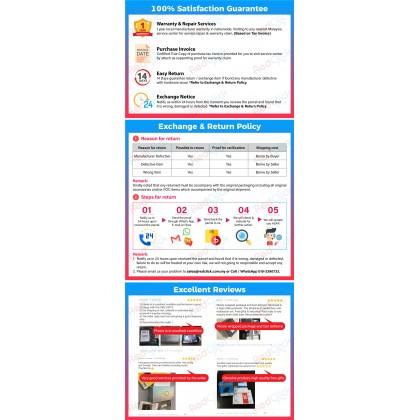 "Huawei Watch GT 2 Pro /VID-B19 1.39"" AMOLED Screen Kirin A1 Chipset Titanium+Sapphire Glass 100+ Workout Modes Support Wireless Charging Water-Resistant Original Huawei Malaysia set + Free Gift"
