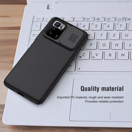 Nillkin Xiaomi Poco X3 Pro/ X3 NFC / X3 GT CamShield Slide Cover For Camera Protection Back Case