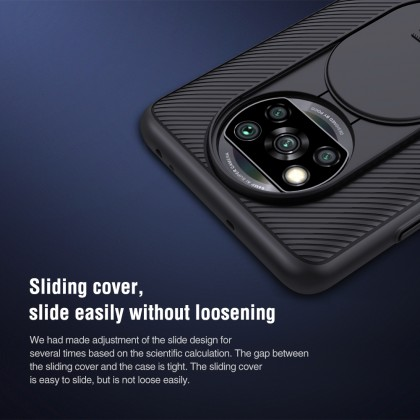 Nillkin Xiaomi Poco X3 NFC CamShield Slide Cover For Camera Protection Back Case