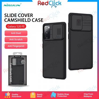 Nillkin Samsung Galaxy S20 FE 2020 CamShield Slide Cover For Camera Protection Back Case