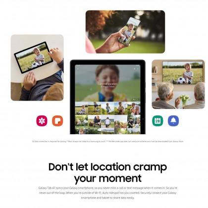 """Samsung Galaxy Tab A7 10.4"""" 2020 WIFI /T500 (3GB/32GB) Original Samsung Malaysia Set + 4 Free Gift Worth RM199"""