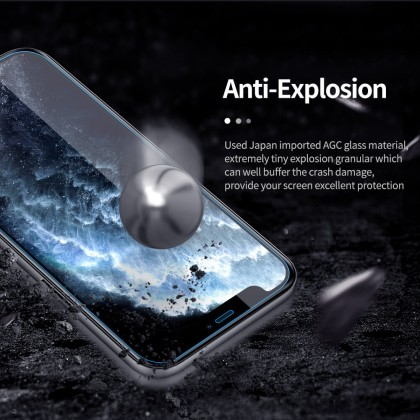 Nillkin Apple iPhone 13 mini/13/13 Pro/13 Pro Max/12 mini/12/12 Pro/12 Pro Max Amazing H+ Pro Anti-Explosion Tempered Glass